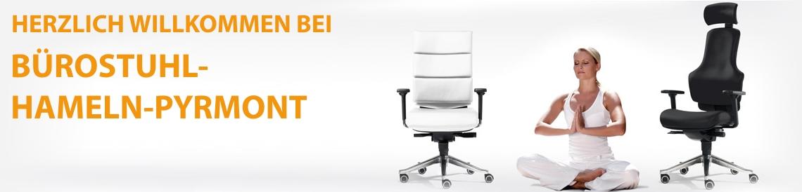 Bürostuhl-Hameln-Pyrmont - zu unseren Bürostühlen